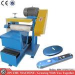 Buy cheap Door Lock Plate Polishing Machine , Surface Grinding Machine PLC Program Control from wholesalers