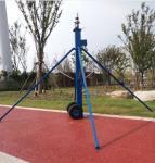 Buy cheap winch type mast  light pole telescoping pole portable crank up heavy duty mast from wholesalers