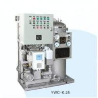 Buy cheap 15ppm Bilge Oil Water Separator for marine ship from wholesalers