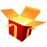 Buy cheap Black custom gift boxes for wine glasses from wholesalers