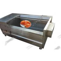 Buy cheap Commercial efficent fruit and vegetable washing and peeling machine for sale from wholesalers