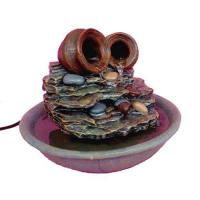 Buy cheap Two Pots Table Fountain from wholesalers