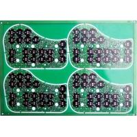 Buy cheap 1.6mm Thickness Printed Circuit Board Services 8 Layer Carbon Oil FR4 TG 150 from wholesalers