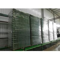 Buy cheap Plastic Automatic Pallet Stretch Film Wrapping Machine Programmable Control from wholesalers