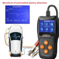 Buy cheap Vrla Auto Battery Tester Analyzer , Battery Load Testing Equipment Fit With All Cars product