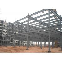 Buy cheap Wind Resistant Light Steel Structure Building For Factory Highly Durability from wholesalers