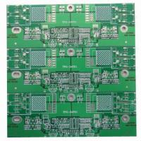 Buy cheap Double side PCB, measures 600 x 800mm from wholesalers