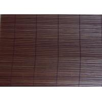 Buy cheap Elegant Natural Bamboo Roman Shades High Flatness House Use 1.28kg/Sqm from wholesalers