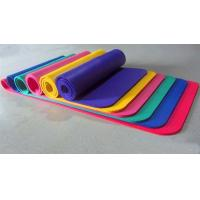 Buy cheap colourful 173x61cm nbr yoga mat-exercise outdoor mat from wholesalers