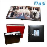 Buy cheap Flush Mount Album with PU/Leather Cover from wholesalers