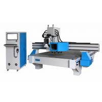 Buy cheap 1300 * 2500mm Metal Cutting Router , Aluminum / Acrylic Cutting Machine from wholesalers