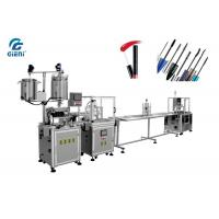 Buy cheap Glitter Material Lip Gloss Filling Machine With Servo Capping System from wholesalers