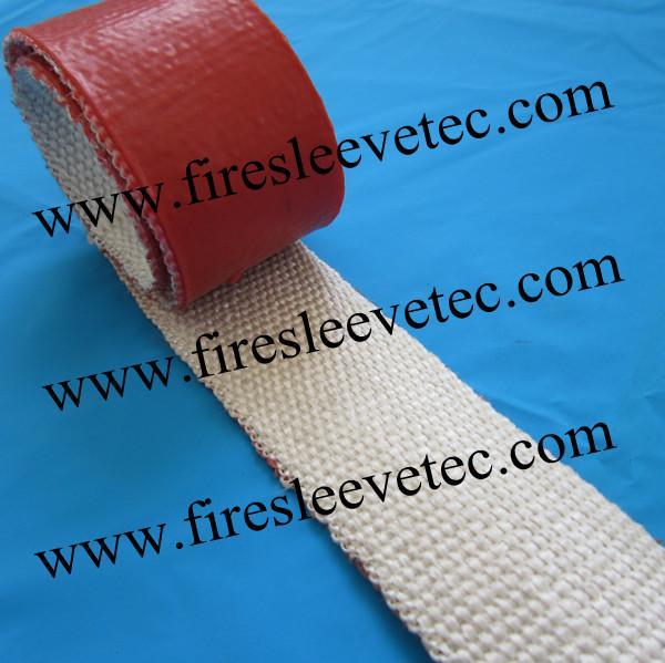 Silicone rubber fiberglass heat resistant tape 104411765 for Is fiberglass heat resistant