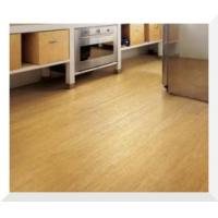 Buy cheap Industrial carbonized solid bamboo flooring product