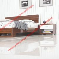 Buy cheap Fashion Brilliance latest bedroom suite furniture designs in high glossy painting melamine from wholesalers
