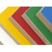 Buy cheap High Gloss UV Coated Commercial Grade Plywood , 25mm Eucalyptus Plywood from wholesalers