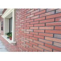 Buy cheap Outdoor Fake Brick Wall Covering from wholesalers