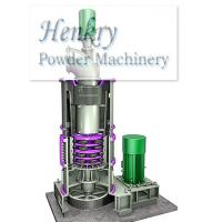 Buy cheap Long Working Life Ultrafine Grinding Mill 21 Rollers For 400-2500 Mesh Powder from wholesalers