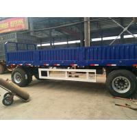 Buy cheap Flat trailers with hooks for holding 40ft container | TITAN VEHICLE from wholesalers