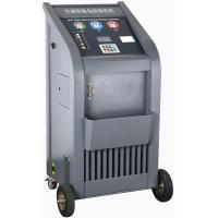 Buy cheap Full Automatic Car Ac Refrigerant Recovery Machine With Cleaning And Flushing from wholesalers