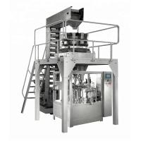 Buy cheap Pistachio / Cashew Nut Zipper Pouch Packing Machine Pneumatic Driven Automatic from wholesalers