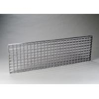 Buy cheap Common Size Stainless Steel Grate Sheet , Structural Composite SS Floor Grating from wholesalers