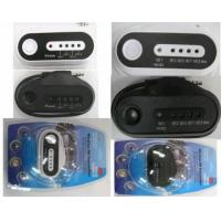 Buy cheap CAR FM Transmitter FM-4 product