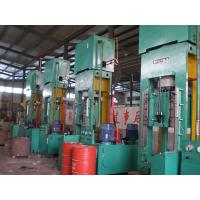 Buy cheap Electrical Aluminum Extrusion Press Machine , Universal Alloy Extrusion Press 400T from wholesalers