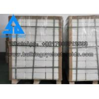 Buy cheap 10ml Custom Vial Labels Clear Glass Vials Glass Bottles With Blue Cap And from wholesalers