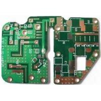 Buy cheap Double-sided Gold-plated PCB with 0.4mm Minimum Hole Size, Suitable for Monitors and TV Sets from wholesalers