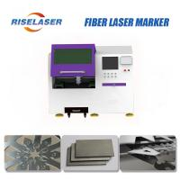 Buy cheap Precious Laser Cutting And Engraving Machine , Advertising Fiber Cutting Machine from wholesalers