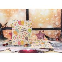 Buy cheap Biodegradable Decorating Brown Bags For Christmas / Brown Paper Party Bags from wholesalers