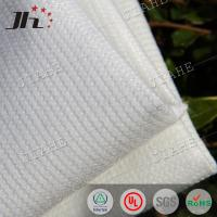 Buy cheap Breathable stitchbond white polyester nonwoven fabric for althletic footwear from wholesalers