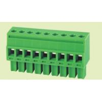 Buy cheap Brass Conductor PCB Terminal Block Solder Terminal Block UL94 V-O 28-16 AWG from wholesalers