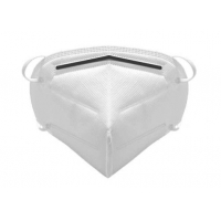 Buy cheap BFE99 White KN95 Face Mask from wholesalers