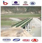 Buy cheap Bailey Steel Deck Bridges High Stiffness With Heavy loading ,portable steel bridge,panel from wholesalers