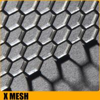 Buy cheap 1.22x1.22m anodizing diamond perforated sheet metal for Africa from wholesalers