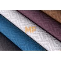 Buy cheap Modern 3D Burnout Velvet Fabric For Sofa / Chair / Pillow Heat Resistant from wholesalers