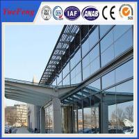 Buy cheap Cost-effective aluminium curtain wall profiles china exporter product
