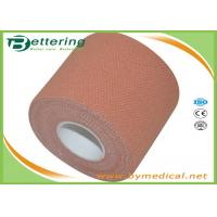 Buy cheap Synthetic Cotton EAB Elastic Adhesive Bandage Roll 50mm Heavy Weight Stretch from wholesalers
