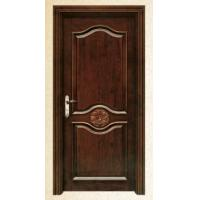 Buy cheap luxury solid wooden interior door, standard size and non-standard size from wholesalers