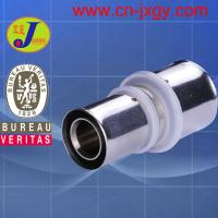 Buy cheap press fittings for pex-al-pex pipe reducing coupler fittings from wholesalers