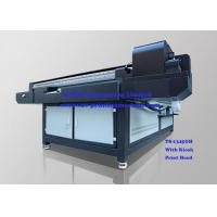 Buy cheap Automatic UV Leather Printing Machine , Multifunction UV INK Printers from wholesalers