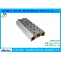 Buy cheap OEM CNC Aluminium Parts For Auto , Cnc Machine Products 100 Full Inspection from wholesalers