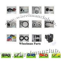 Buy cheap Sell Motorized Skateboard Wheelman 49cc Spare Parts  - original factory from wholesalers