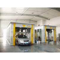 Buy cheap Tunnel-type Automatic Car Washing Machine For Washing 600 - 800 Cars Per Day from wholesalers
