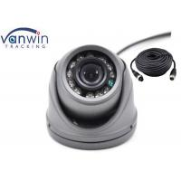 Buy cheap Reversing HD Car Dome Camera , 1.3 Mega pixel 960P AHD bus Cameras from wholesalers