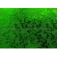 Buy cheap Green Color PET Laminate Film Paper for Wedding Decoration/Christmas Boxes from wholesalers