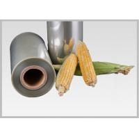Buy cheap Biodegradable PLA Shrink Label Corn Sleeve Film Rolls Food Grade Packaging from wholesalers