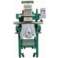 Buy cheap Commercial home flat bed Single Head Embroidery machine , 600x400MM from wholesalers